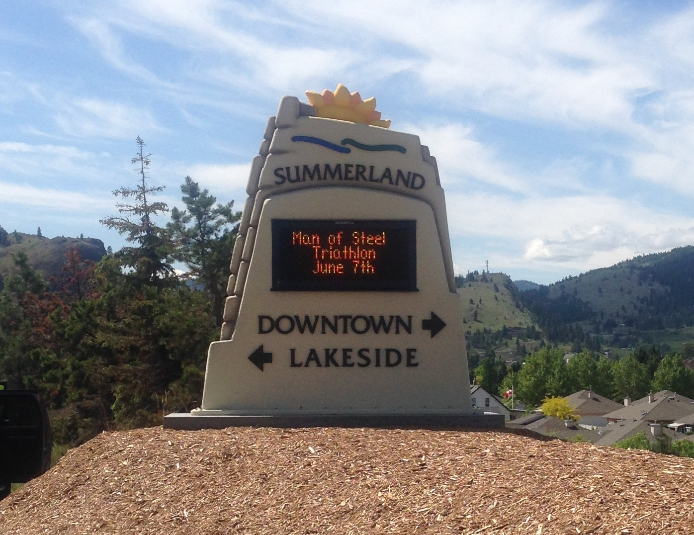Summerland Digital Monuments