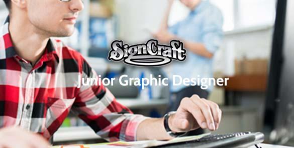 junior graphic designer in kelowna